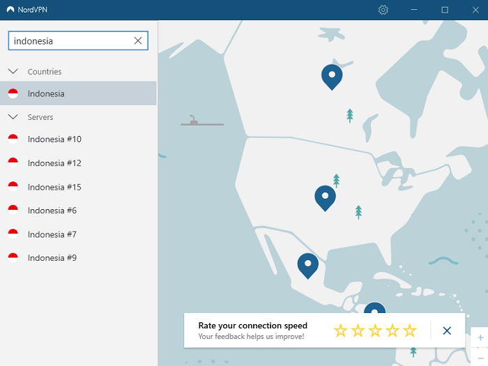 nordvpn-server-for-indonesia-after-connecting