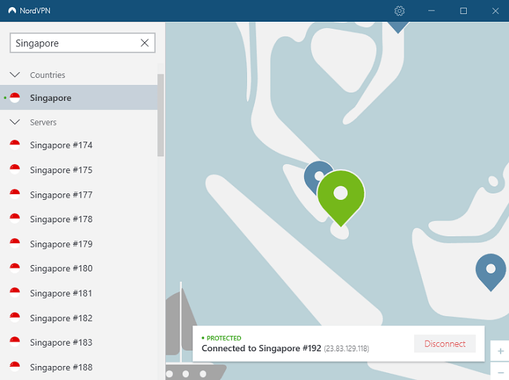 nordvpn-server-for-singapore-after-connection