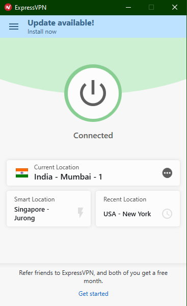 expressvpn-server-in-india-after-connection