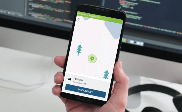 nordvpn-server-in-australia-after-connection